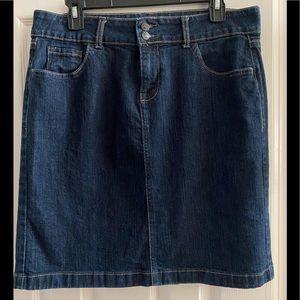 """Old Navy Denim Skirt - 20"""""""